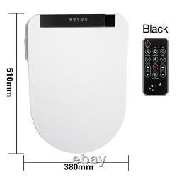 5 Colors Intelligent Toilet Seat Elongated Electric Bidet Cover Smart Bidet WC
