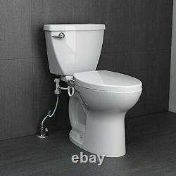 Aqua Wash Non-Electric Bidet Seat Elongate Toilet American Standard 5900A05G. 020