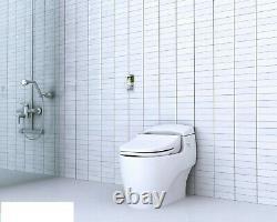 BIO BIDET BLISS BB-2000 ELONGATED Electronic Toilet Seat Jet Wash Remote New