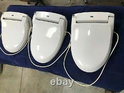 Bidet INAX Luscence 3 bidets with 2 remotes white