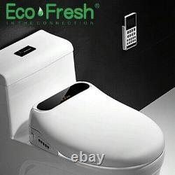 Bidet Seat Toilet Attachment Electric Bidet Clean Dry Seat Heating The Best Wash