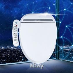 Bidet Toilet Seat Electric Smart Auto Toilet deodorization Elongated Heated SALE