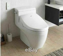 Bio Bidet A8 Serenity Smart Bidet Toilet Seat, Elongated