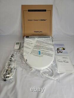 Bio Bidet BLISS BB-2000 Elongated Smart Toilet Seat White