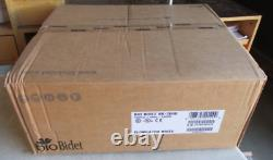 Bio Bidet BLISS BB-2000 Elongated White Remote Control Smart Toilet Seat -Sealed