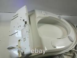 Bio Bidet Bliss BB2000 Elongated White Smart Toilet Seat