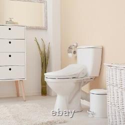 Bio Bidet Slim Three Electric Self-Cleaning Toilet Seat, Warm Water, Elongated