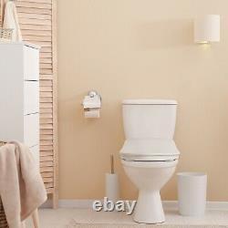 Bio Bidet Slim Three Electric Self-Cleaning Toilet Seat withWarm Water, Round