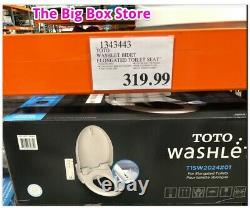 Brand New- Toto Washlet Bidet Toilet Seat withRemote A200 T SW2024#01
