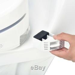 Brondell Swash 1400 Electric Bidet Toilet Seat Elongated White Refurbished