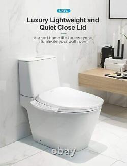 C200e Smart Bidet Toilet Seat Electric Automatic Elongated Heated Smart Control