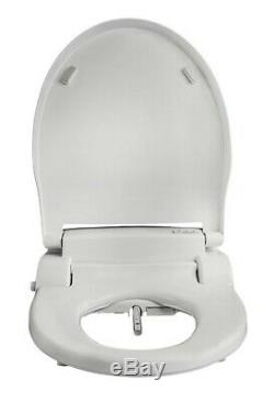 Cascade 3000 Bidet Seat white elongated with large remote ADA compliant
