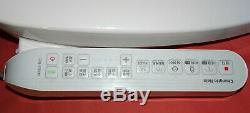 Chungho Iguassu Smart Digital Bidet Toilet Seat = Chb-1300m