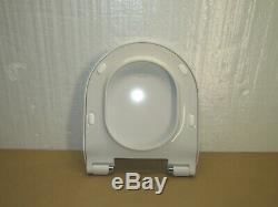 Duravit 611000001001300 SensoWash Round Bidet Seat in White