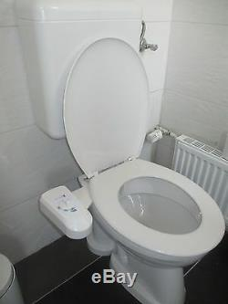 Dusch-WC Miuwa Refresh Bidet 1100 Intimpflege Taharet Po-Dusche WC-Dusche