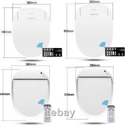 FOHEEL Intelligent Toilet Seat Electric Bidet Cover Smart Bidet heated toilet se