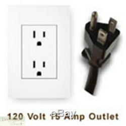 GALAXY 4000 BIDET ELONGATED Electronic Toilet Seat Panel Control Night Light New