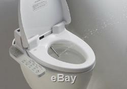 Hygieya Classic Deluxe Smart Electronic Bidet Toilet Seat