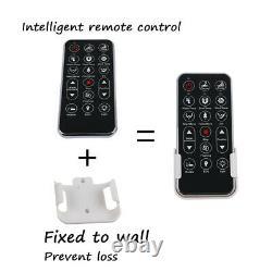 Intelligent Smart Toilet Auto Flush Heated Seat Remote Control Smart Bidet