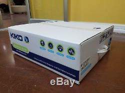 KIKO Q7700 Premium Electric Elongated Toilet Bidet Seat 55 Functions with Remote