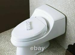 KOHLER Bidet C3-200 4709-0 Cleansing Toilet Seat, Elongated White