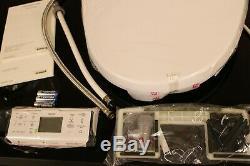 KOHLER Novita Electric Bidet Seat for Round Toilets Remote Control White