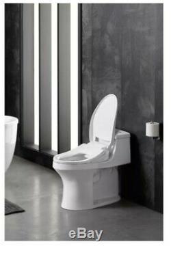 Kohler C3-050 Elongated Heated Bidet Cleaning Toilet Seat