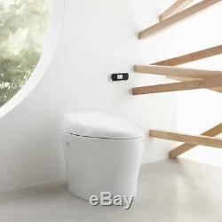 Kohler Karing Intelligent One-Piece Toilet, Integrated Bidet, Heated Seat