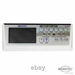 MEWATEC C700 LCD Marken Dusch-WC Aufsatz Bidet Smarttoilette WC Dusche
