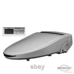 MEWATEC Marken Dusch-WC Aufsatz C700 LCD Bidet WC-Dusche