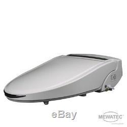 MEWATEC Marken Dusch-WC Aufsatz C700 LED Bidet Intimdusche Analdusche