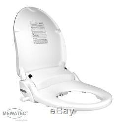 MEWATEC Marken Dusch-WC Aufsatz D700 Bidet Dusch-Bidet WC-Bidet