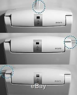 Maro D'Italia Di600 Premium Bidet Toilet Seat Shower- UK seller 2019 Model