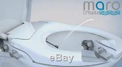Maro D'Italia FP106 Slim non-electric shower toilet, DIY toilet bidet seat