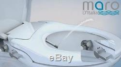 Maro D'Italia FP108 Slim non-electric shower toilet, DIY toilet bidet seat