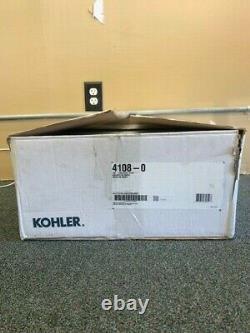 NEW KOHLER K-4108-0 C3 230 Electric Bidet Toilet Seat