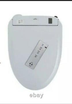 NEW TOTO S300e SW574T20#01 Elongated Electronic Washlet+ Bidet Toilet Seat White