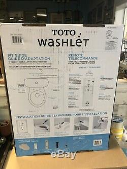 NEW TOTO WASHLET BIDET Elongated Electric Toilet Seat withRemote A200 T1SW2024#01