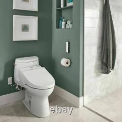 NOB Toto Washlet Easy Install Electronic Elongated Bidet Toilet Seat T1SW2024