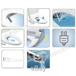 NOVITA BD-H220 Digital Smart Bidet Seat Wahslet Toilet Seat Dry Stainless Nozzle