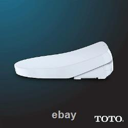 New TOTO SW3056#01 S550e WASHLET Electronic Bidet Toilet Seat + Free Shipping
