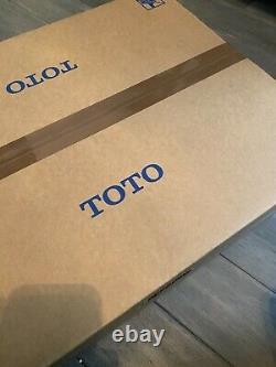New Toto Washlet S500e Elongated Bidet Toilet Seat SW3046 #01 Cotton White