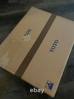 New Toto Washlet S550e Elongated Bidet Toilet Seat SW3056 #01 Cotton White
