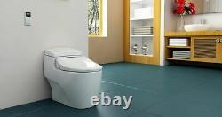 RRP $499 BRAND NEW Bio Bidet USPA 6800 Luxury Bidet toilet Seat White