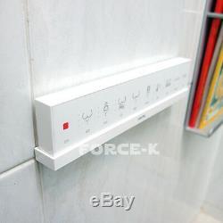 Remote Control NOVITA BD-N443 Digital Bidet Seat Toilet Waterproof Dryer Heating