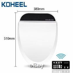 Smart Toilet Seat Cover Electronic Bidet Clean Dry Heating WC Intelligent HiTech