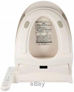 TOSHIBA Washlet Warm water washing toilet seat SCS-T160 Automatic deodorization