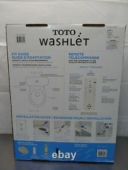 TOTO A200 WASHLET Electronic Bidet Toilet Seat # SW2024#01