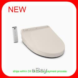 TOTO Electric Bidet Deodorizing Elongated Adjustable Heat Sedona Beige R21