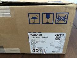 TOTO S500e Washlet Electronic Bidet Toilet Seat
